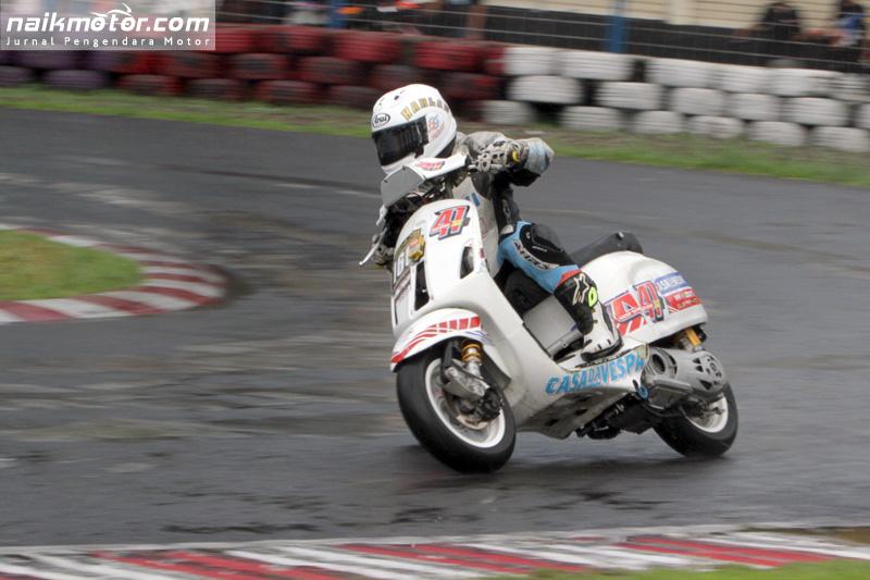 Casa da Vespa Racing Division Berpeluang Sabet Gelar Juara