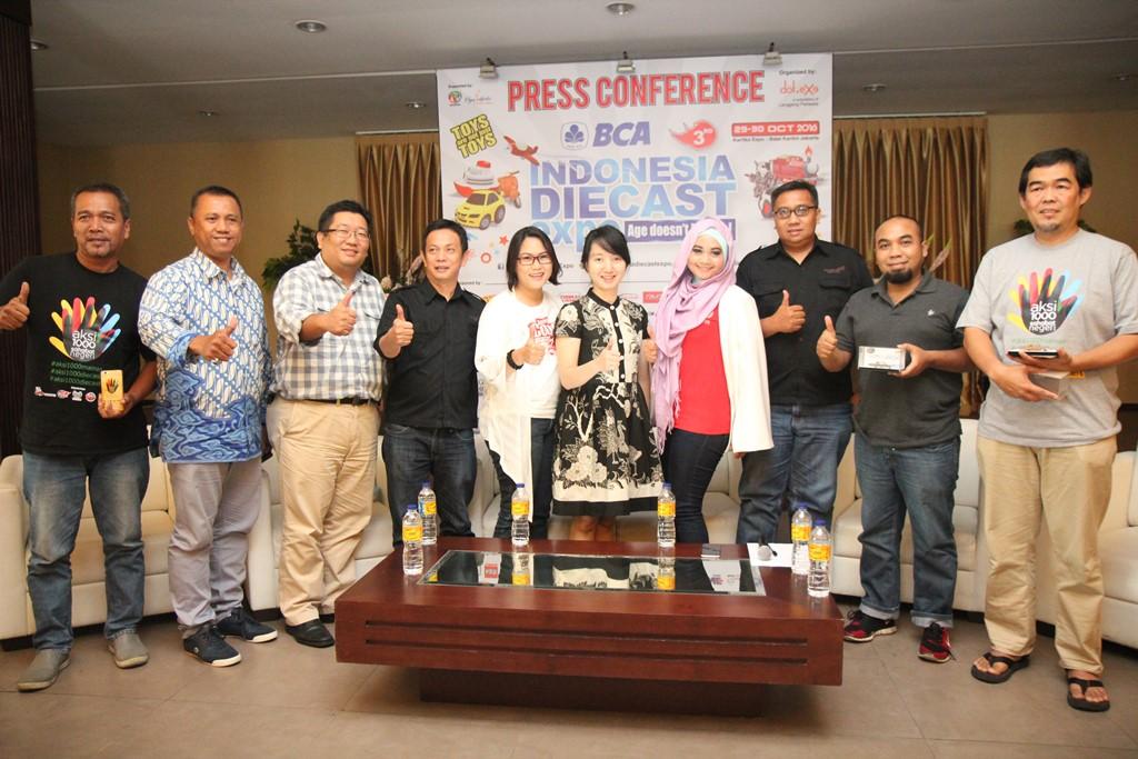 IIndonesia diecast expo 2016