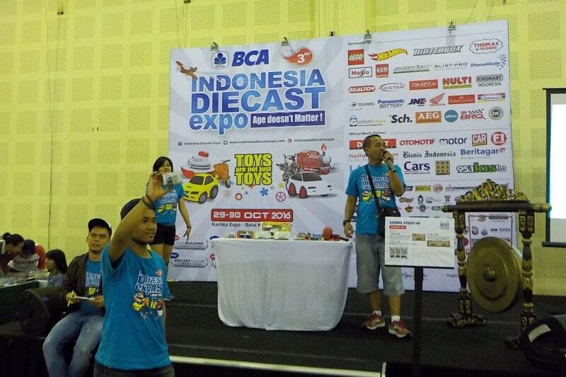 Indonesia Diecast Expo