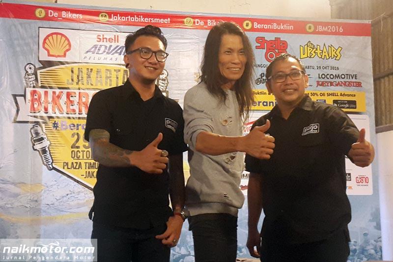 Jakarta Bikers Meet 2016 Ajang Kreatifitas dan Prestasi Bikers
