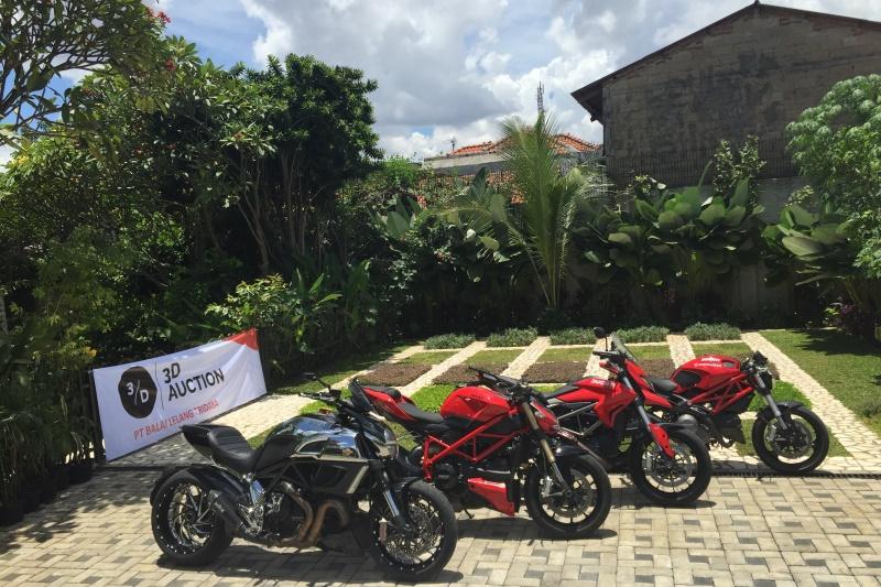 Lelang Ducati