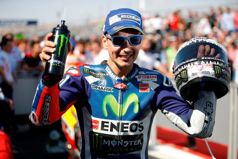 Lorenzo Tes Bersama Ducati