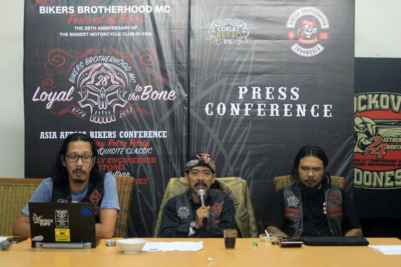 Asia Africa Bikers Conference