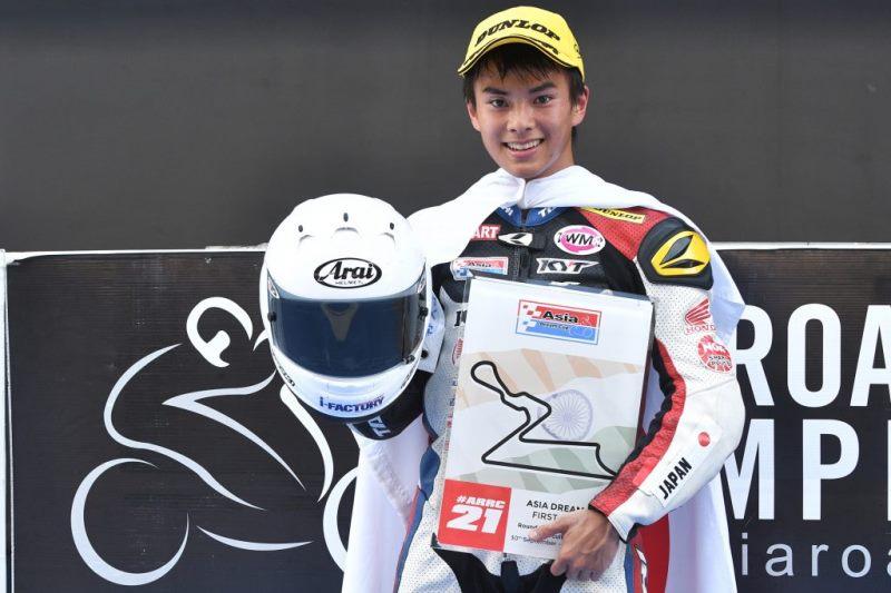 Nakamura Juara Dunia, Dua Pembalap Indonesia Podium di ADC India