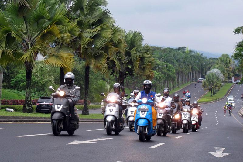 STNK Peugeot scooters Dijanjikan Garansindo Lebih Cepat Keluar