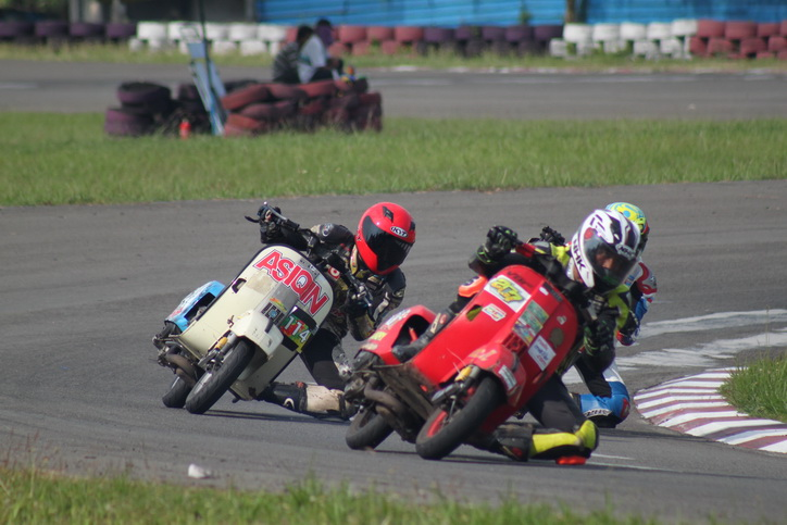 VBI Scooter GP 2016 seri 4