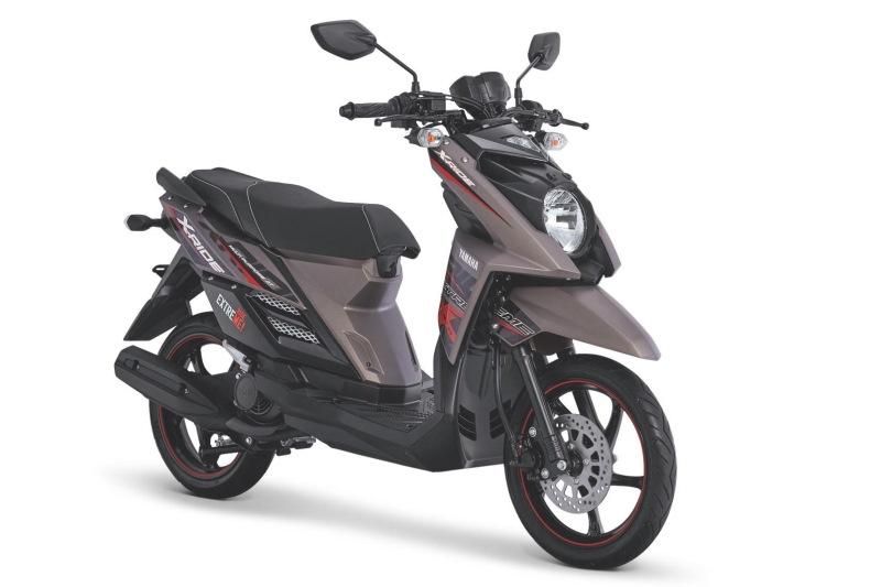 Penjualan Yamaha X-Ride