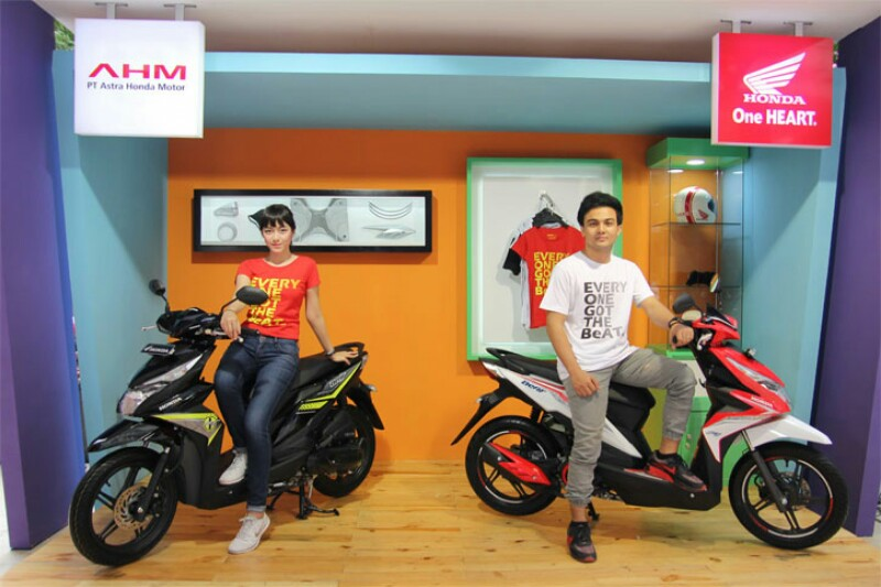 Tantangan Uji Irit All New Honda BeAT eSP