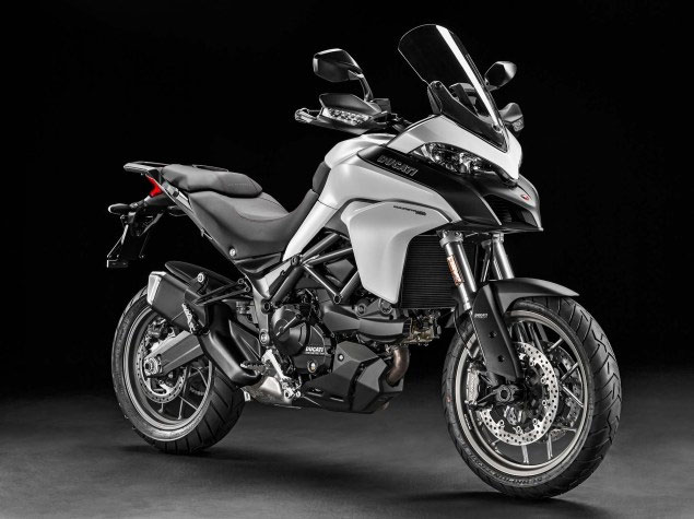 warna Multistrada 950S favorit