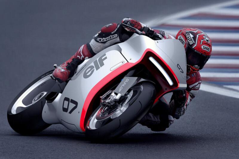 Honda CBR1000RR Berkonsep Retro Futuristic Sportbike