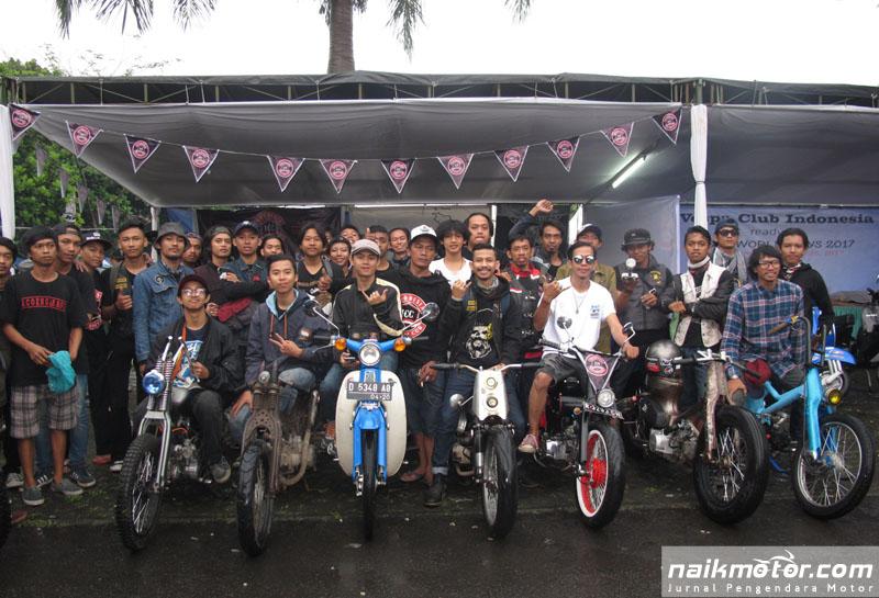 Indonesia Custom Cub Wadah Kreasi Penyuka Street Cub