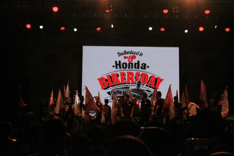 23 Ribu Motoris Jejali Honda Bikers Day 2016i