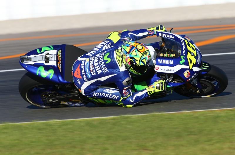 Rossi Banggakan Penampilan Vinales, Juga Kritik Mesin Yamaha M1