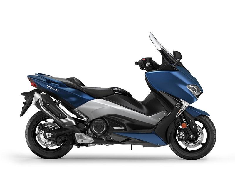 Yamaha TMax 530 akan didistribusikan April 2017