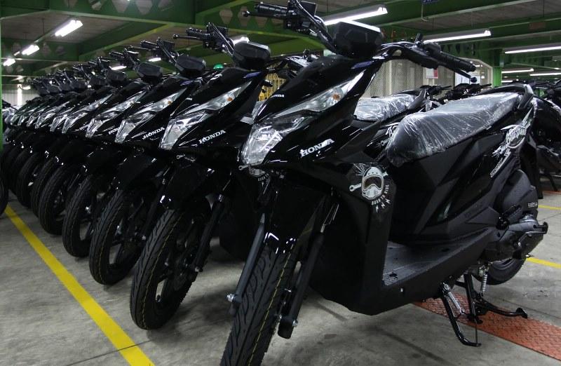 All New Honda BeAT Street eSP Mencuri Perhatian Konsumen di Jawa Barat