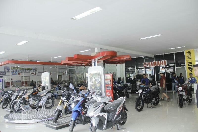 Diskon Akhir Tahun Yamaha Deta Group, Rp 3 Juta Bisa Beli V-ixion
