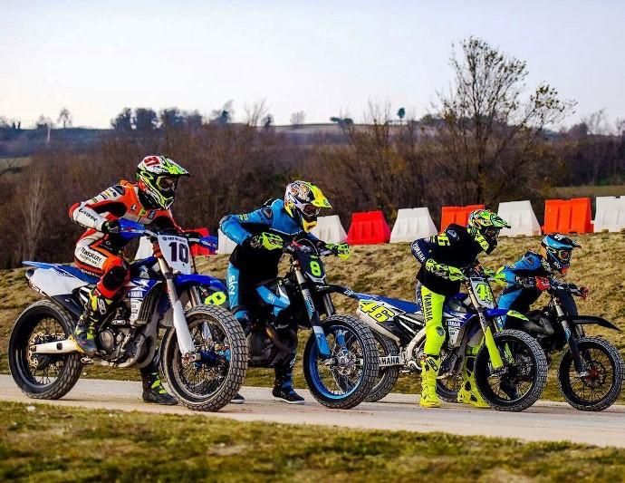 Mengintip Kegiatan Liburan Para Pembalap Top MotoGP