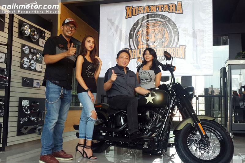 Harley-Davidson Bangkit dari Kubur