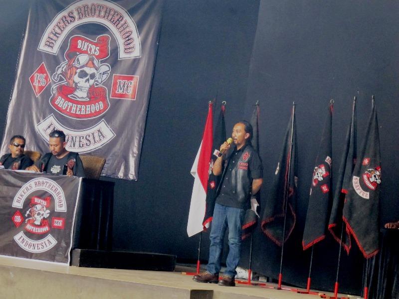 Pegi Diar Terpilih menjadi El Presidente baru BBMC
