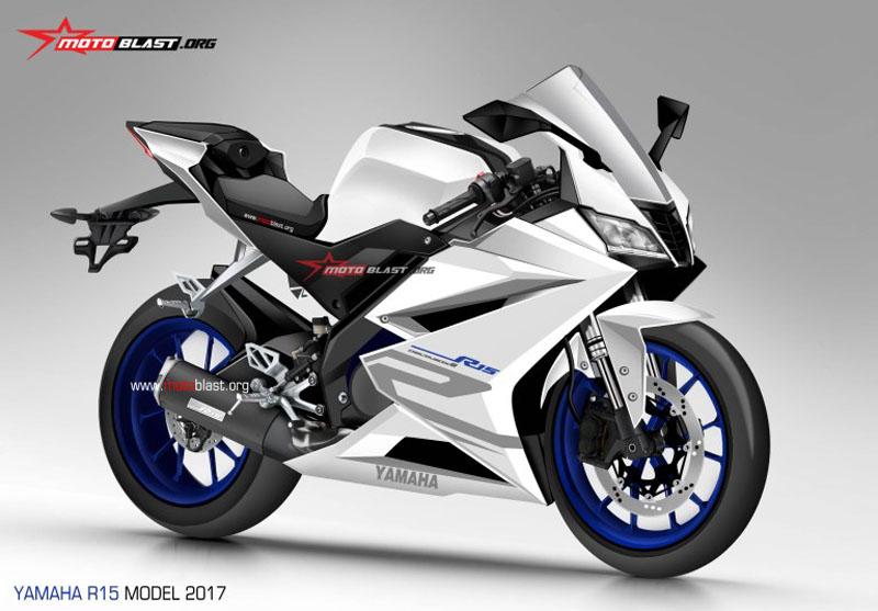 Ini Dia Wujud Asli Yamaha YZF-R15 Versi Terbaru