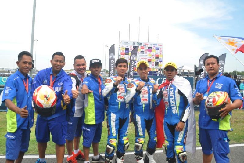 Mental Baja dan Kerjasama Tim Bawa Jefri Tosema Juara SAC 2016