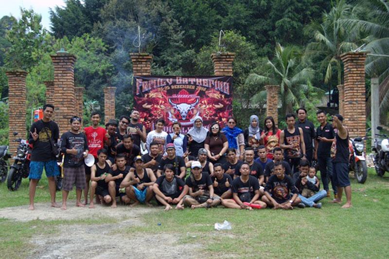 Nahkoda Baru YBBC Terpilih di Family Gathering 2016