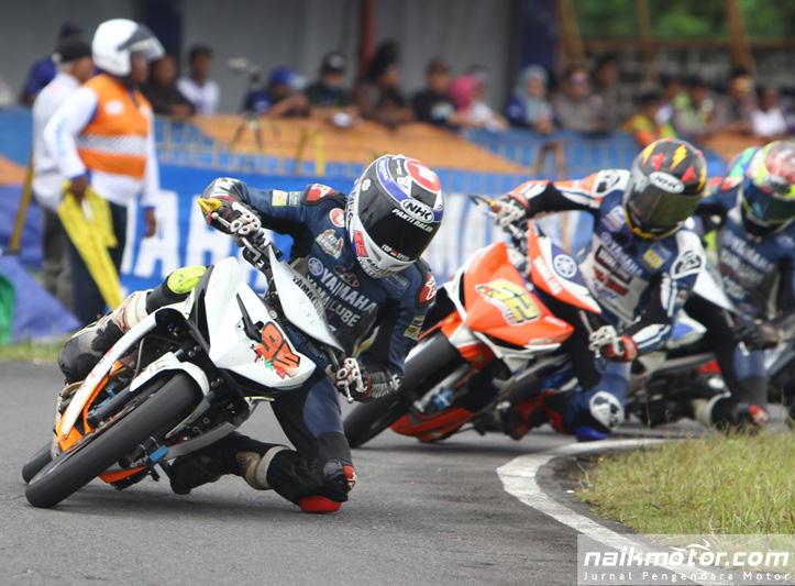 Galeri Foto Yamaha Cup Race Tasikmalaya 2016