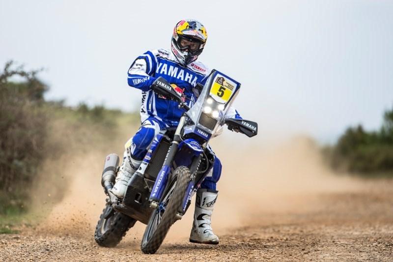 Empat Pereli Yamaha Siap Bahu-membahu Taklukan Reli Dakar 2017