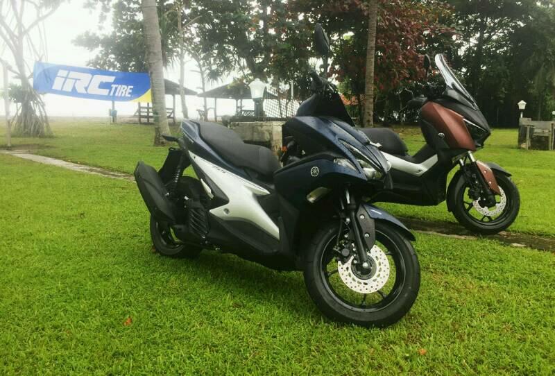 Ini Kelebihan dan Fitur Unggulan Yamaha Aerox 155 VVA