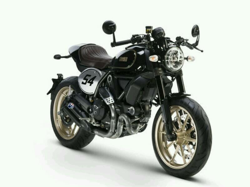 Model baru Ducati