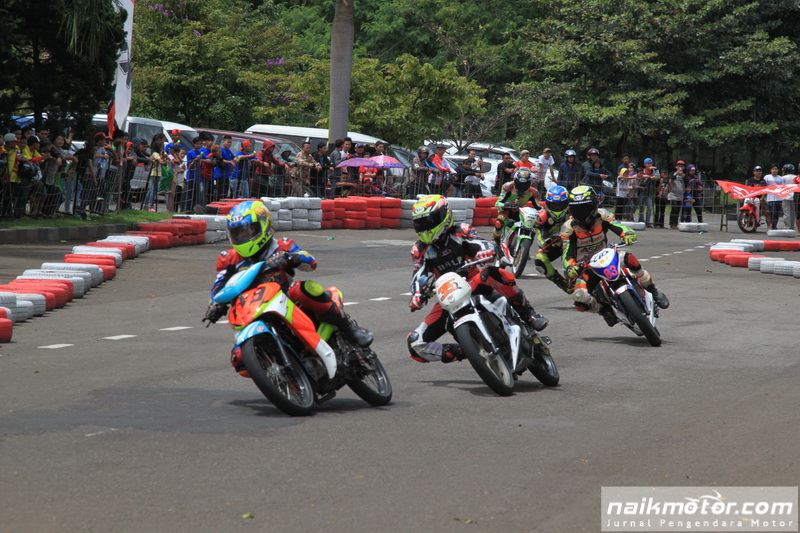 Gebyar Sumber Production Open Road Race Championship 2016