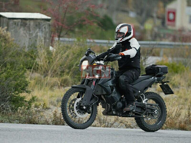 Setelah KTM 790 Duke, Kini Tengah Dikembangkan Model 790 Adventure