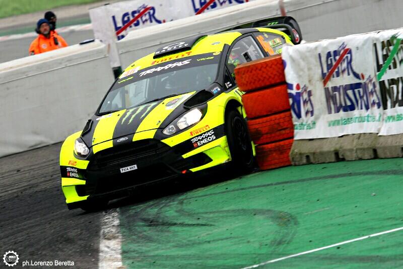 Rossi Bukukan Kemenangan Ke-5 Kali di Monza Rally