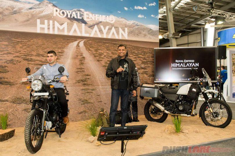 Royal Enfield Indonesia Masih Tunggu Waktu Luncurkan Himalayan