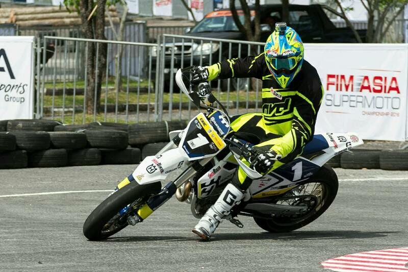 FIM Asia Supermoto