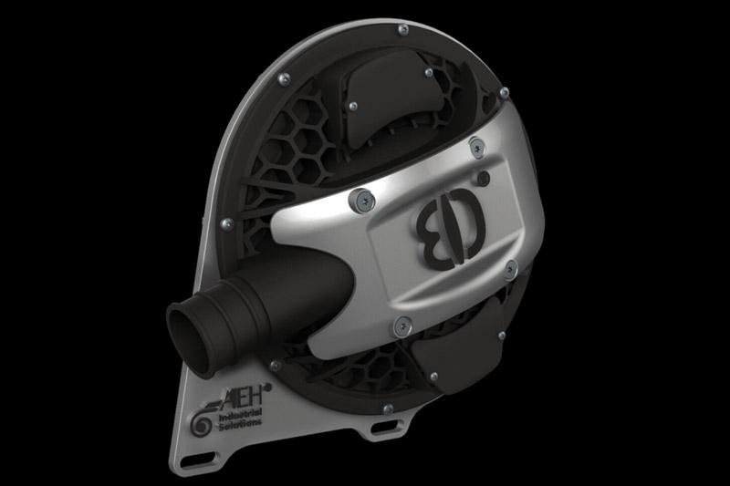 Turbocharger Inovatif untuk Semua Sepeda Motor