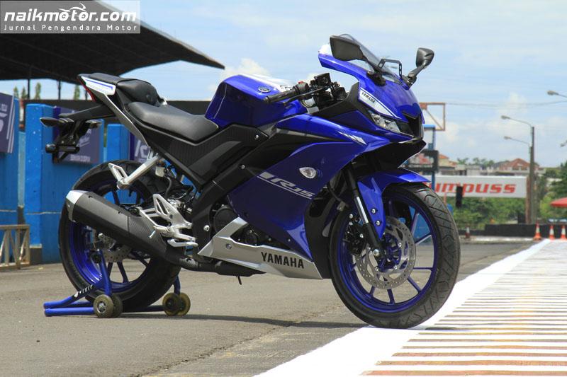 slipper clutch di Yamaha All New R15