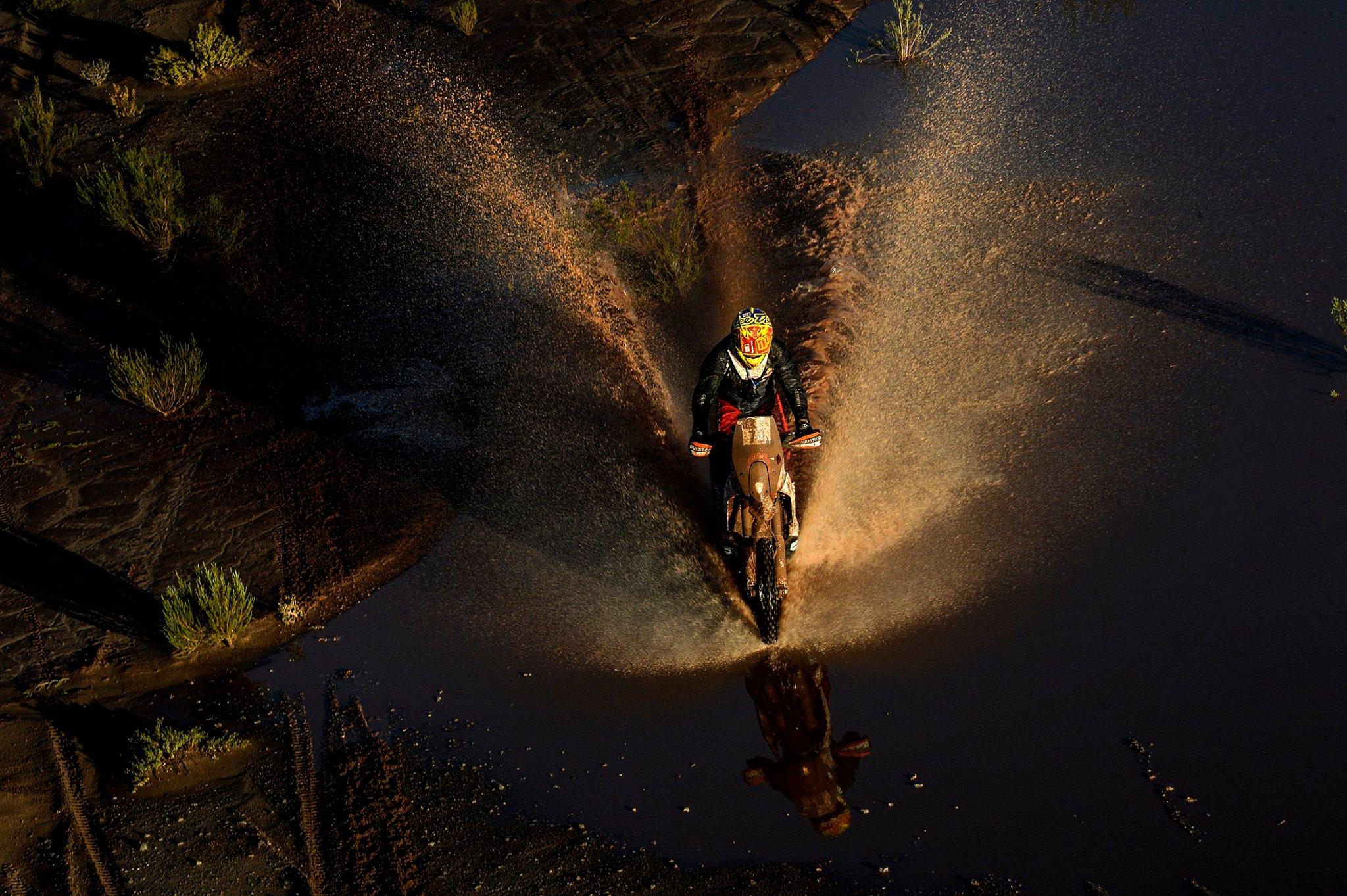 Stage 9 Dakar 2017 resmi dibatalkan