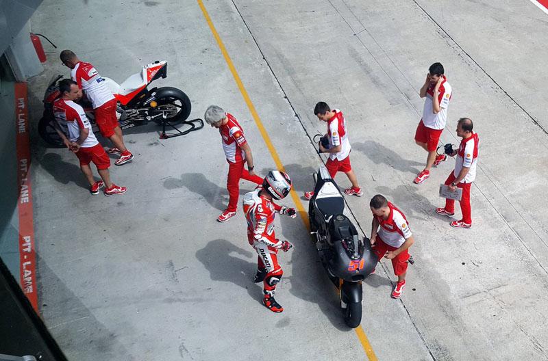 Tes Privat MotoGP