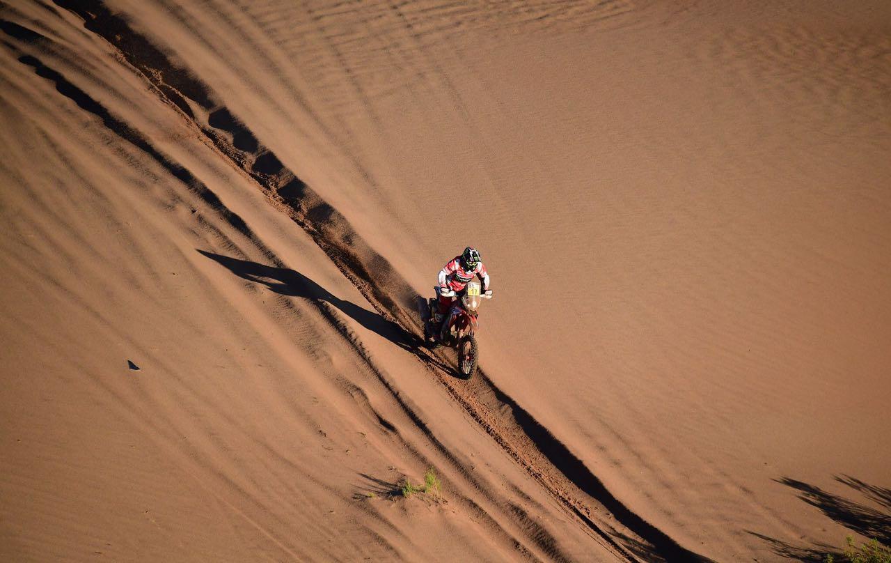 Stage 11 Dakar