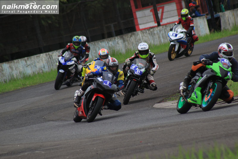 Regulasi Indonesia Trackday Series 2017