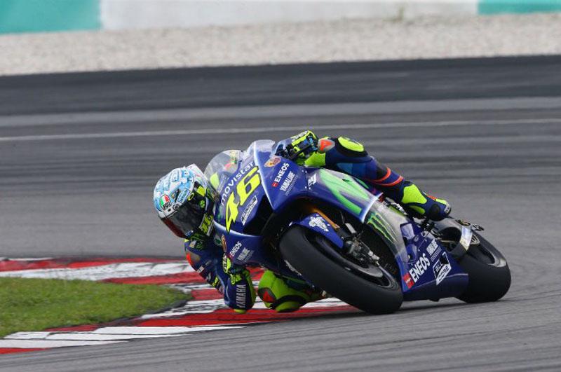 Hari Pertama Tes MotoGP Sepang