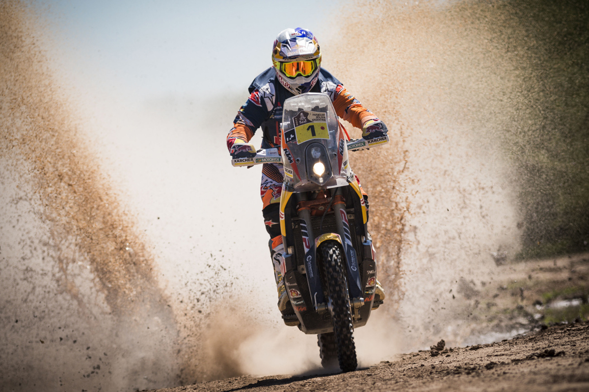Stage 2 Reli Dakar 2017