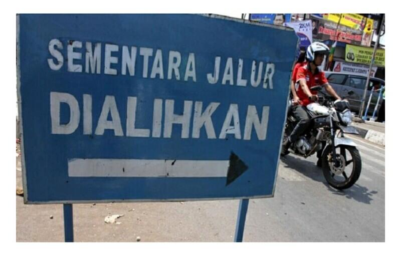 Jalan RS Fatmawati Ditutup 6 Bulan untuk Pembangunan