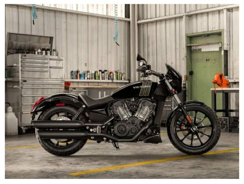 Polaris Tutup Victory Motorcycle