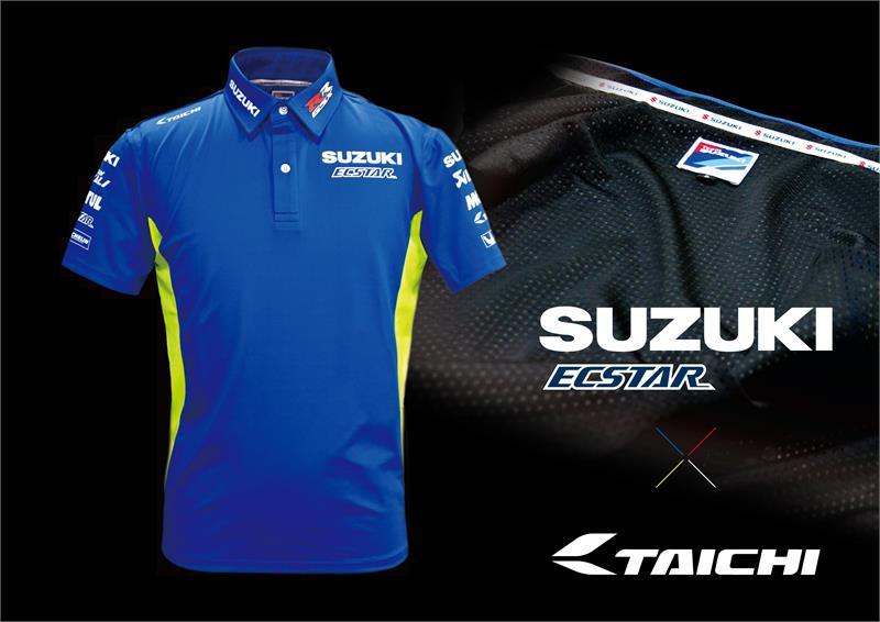 RS Taichi Akan Dukung Clothing Tim Suzuki Ecstar MotoGP 2017
