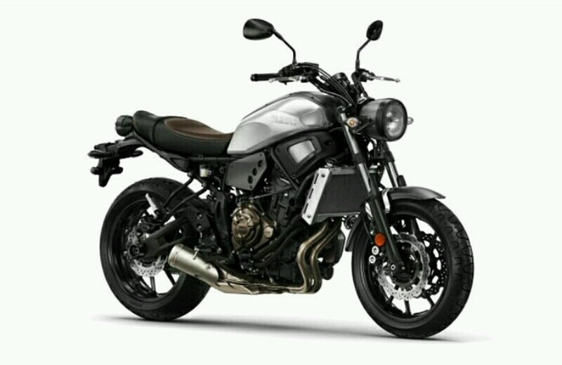 Motor Baru Yamaha XSR300 Reinkarnasi RD350 benarkah