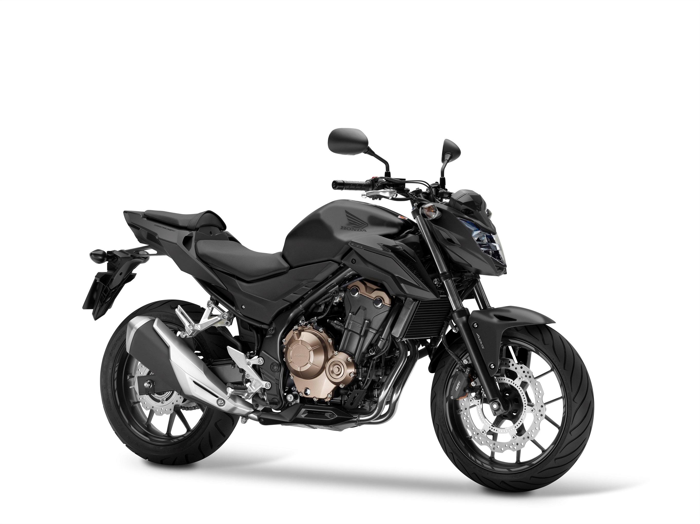 naked bike Honda CB500F 2017