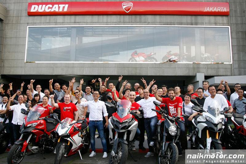 bos besar Ducati