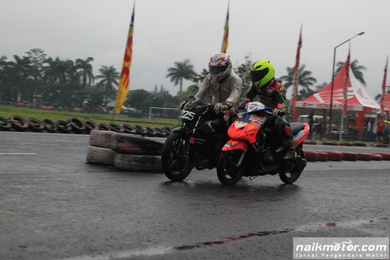hasil lengkap balap road race Cimahi Sumber Production Trijaya